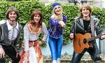 Swedish Hit Makers, ABBA, Back In The Music Scene After Years Of Absence