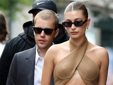 Hailey Bieber Looks Next-Level Happy In IG Vacation Photo Dump