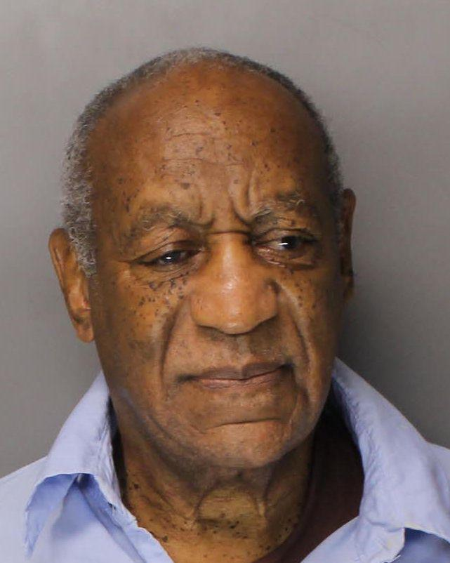 Pictured Pennsylvanian prison Bill Cosby is set to be released from after serving just two years of 10 year sentence
