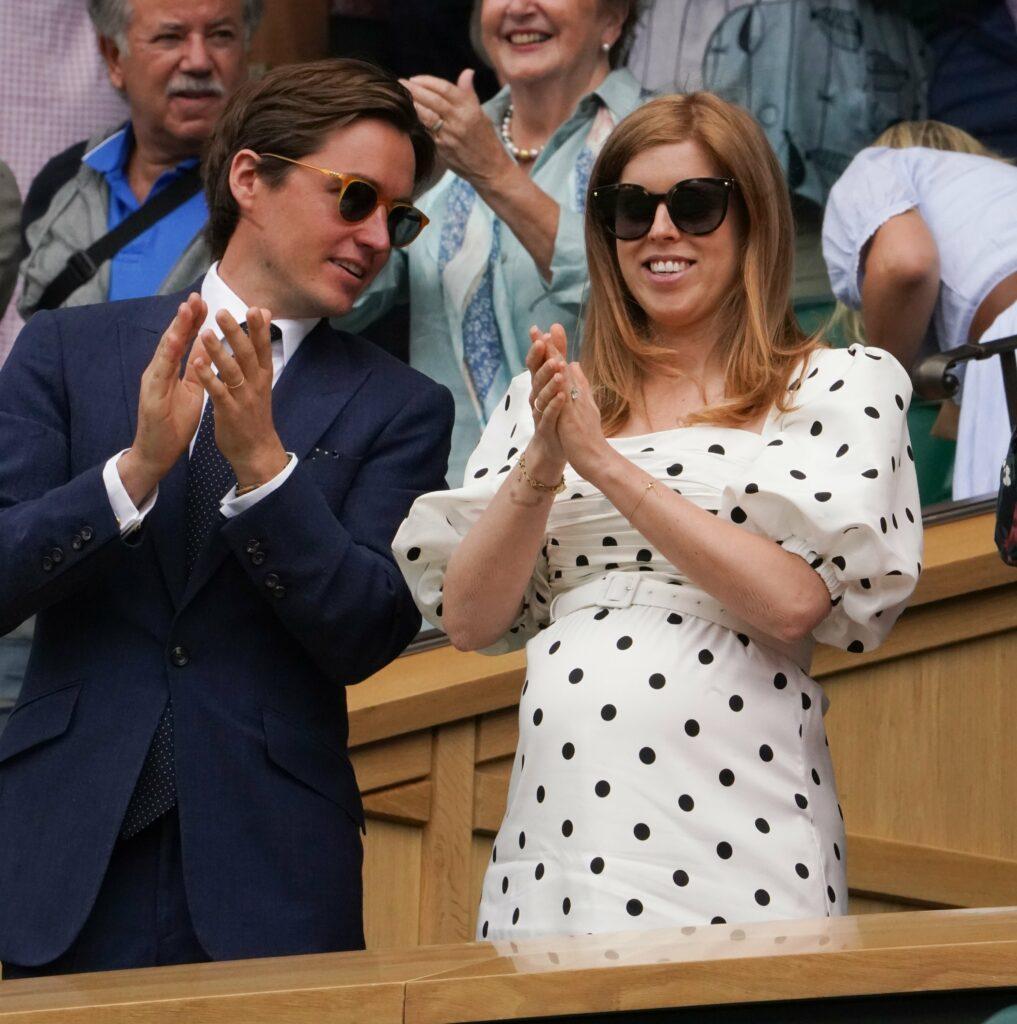 Wimbledon Princess Beatrice