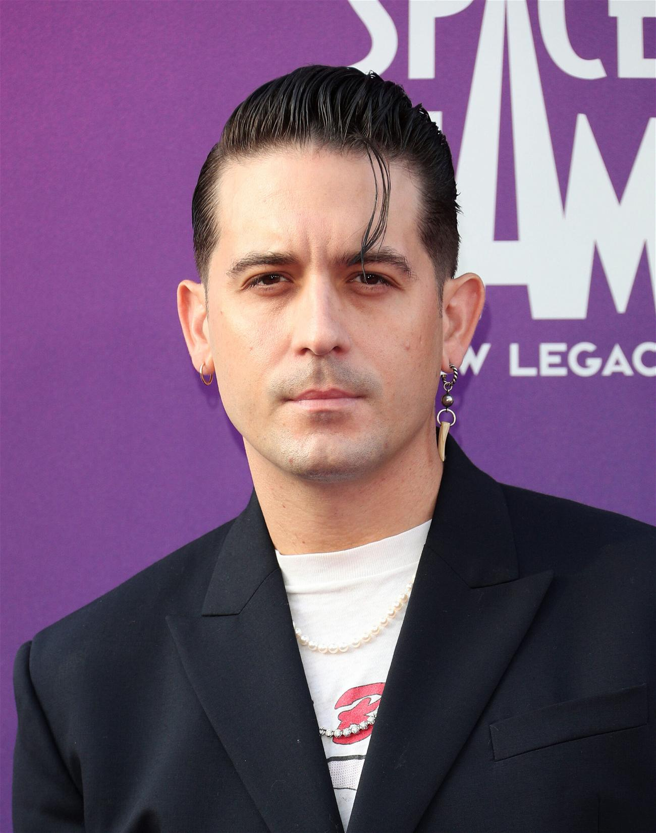 G-Eazy at Space Jam A New Legacy Premiere - Los Angeles