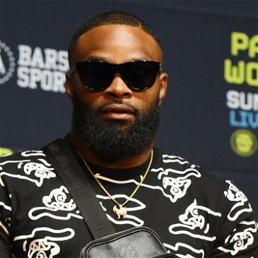MMA Star Tyron Woodley To Get 'I Love Jake Paul' Tattoo After Losing Fight
