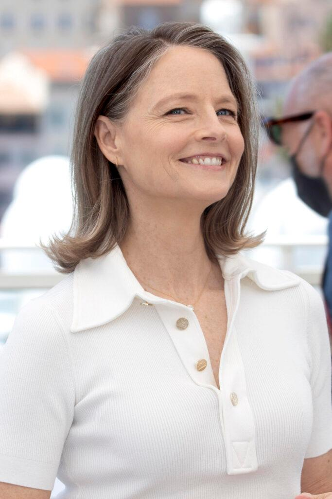 Jodie Foster Photocall Cannes Film Festival 2021