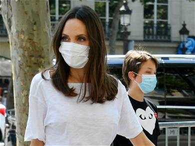 Is Angelina Jolie's New Book A Direct Shot At Brad Pitt?