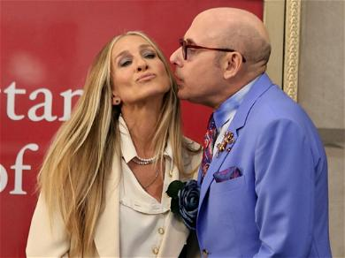 Sarah Jessica Parker Is 'Not Ready' To Publicly Mourn Death Of Willie Garson
