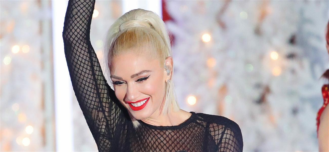 Gwen Stefani Shares Throwback Videos Of Emotional Moment She Said Yes To the Dress