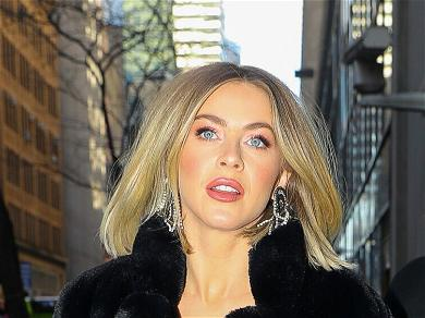Julianne Hough Responds To 'The Activist' Backlash from Real Activists
