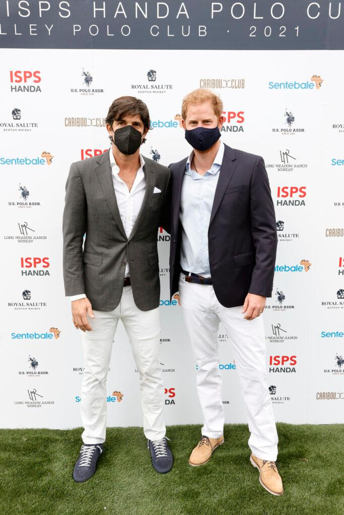 Prince Harry plays polo and helps raise nearly 3 5 million for charity at the Sentebale ISPS Handa Polo Cup