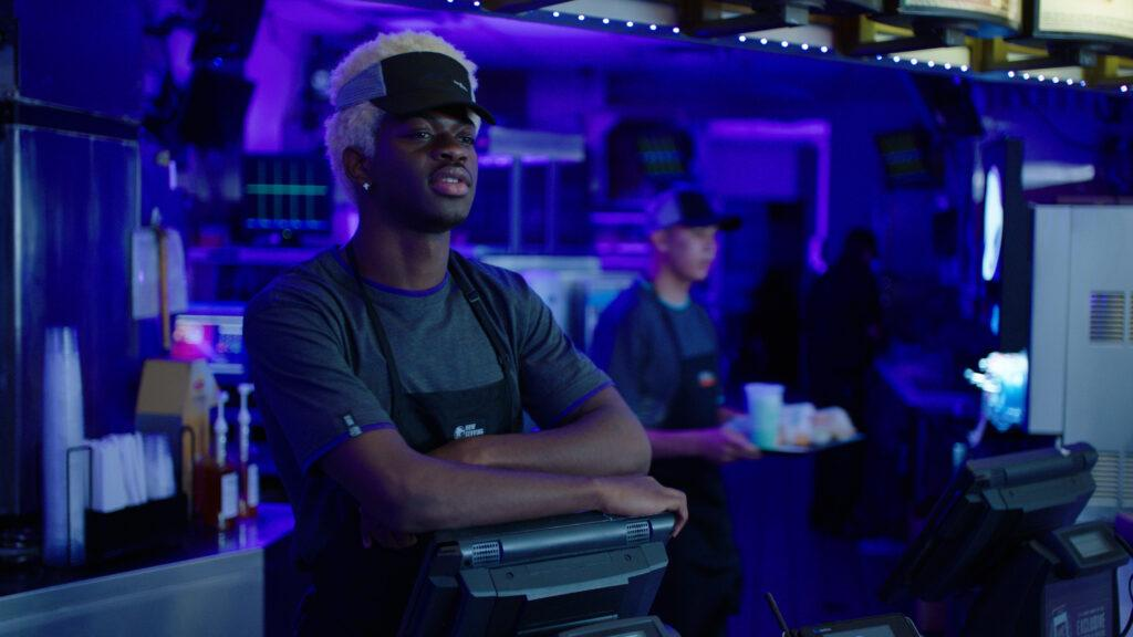 Lil Nas X goes back to working in Taco Bell - but this time he is Chief Impact Officer and starring in a new ad campaign
