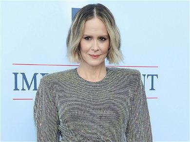 Did Sarah Paulson Just Start A Movement To Keep Fat Suits Out of Movies?