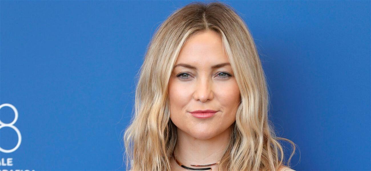 Kate Hudson Hints At Big Wedding, Hasn't 'Wrapped Her Head Around' Planning the Event