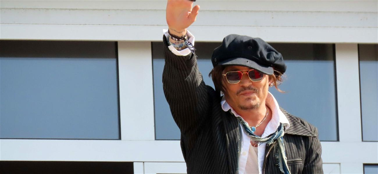 Johnny Depp Warns No One Is Safe From the Dreaded Cancel Culture