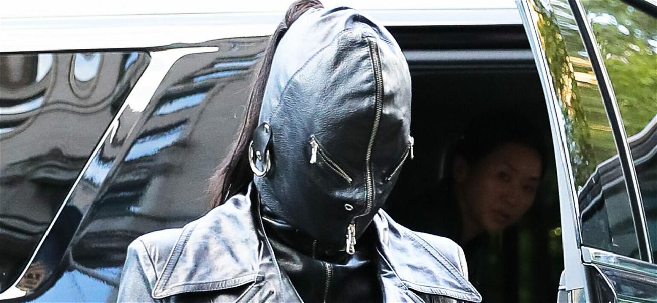 Can You Guess Which Celebrity Tried to Pull Off Wild Leatherface Look at NYFW?