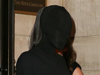 Kim Kardashian's Balenciaga Met Gala Outfit Becomes Halloween Costume