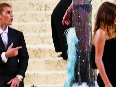 Ireland Baldwin Defends Hailey & Justin Bieber After Fans Chanted 'Selena' At Met Gala