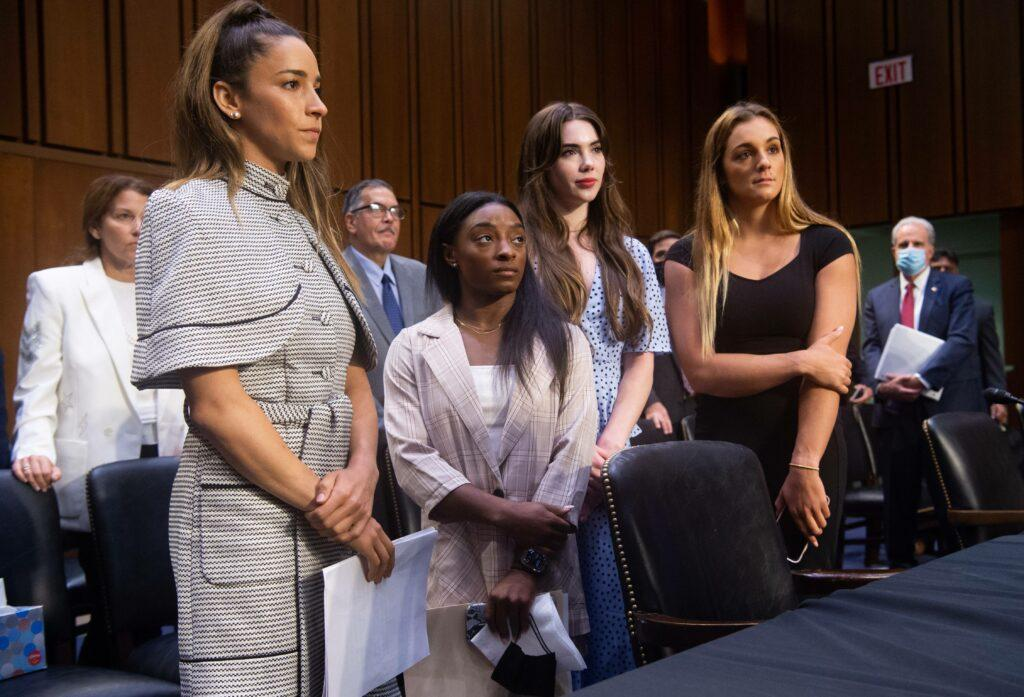 United States Senate Committee on the Judiciary Hearing Dereliction of Duty Examining the Inspector Generals Report on the FBIs Handling of the Larry Nassar Investigation