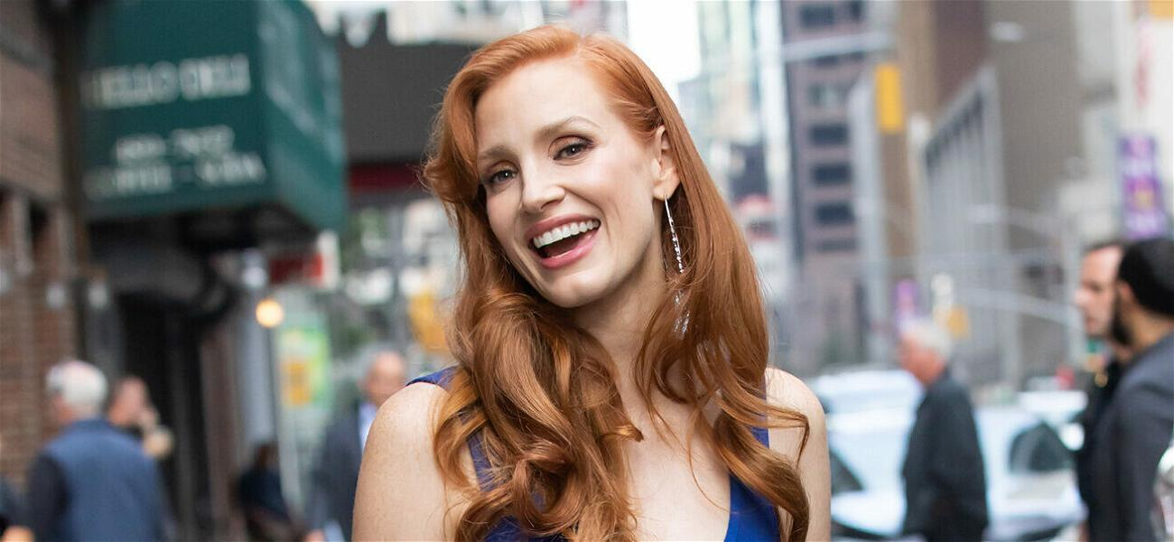 Why Jessica Chastain Rejected The Hollywood 'It Girl' Label