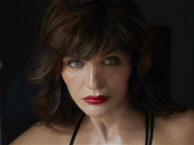 Helena Christensen, 52, Heats Up In Sexy Sheer Lingerie For Coco De Mer