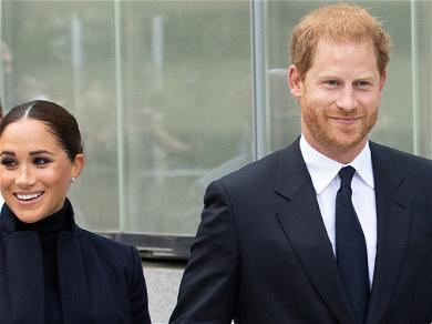 Meghan Markle Says 'It's Wonderful To Be Back' As She And Harry Visit NYC