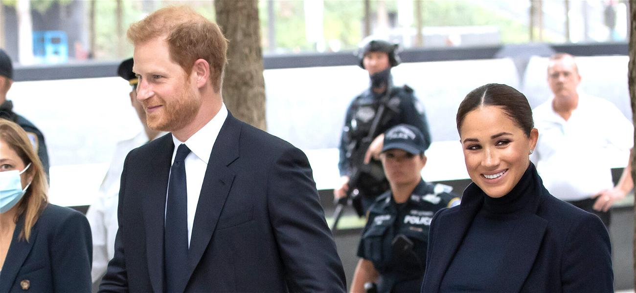 Prince Harry & Meghan Markle Criticized Over Thoughts On Vaccine Equity