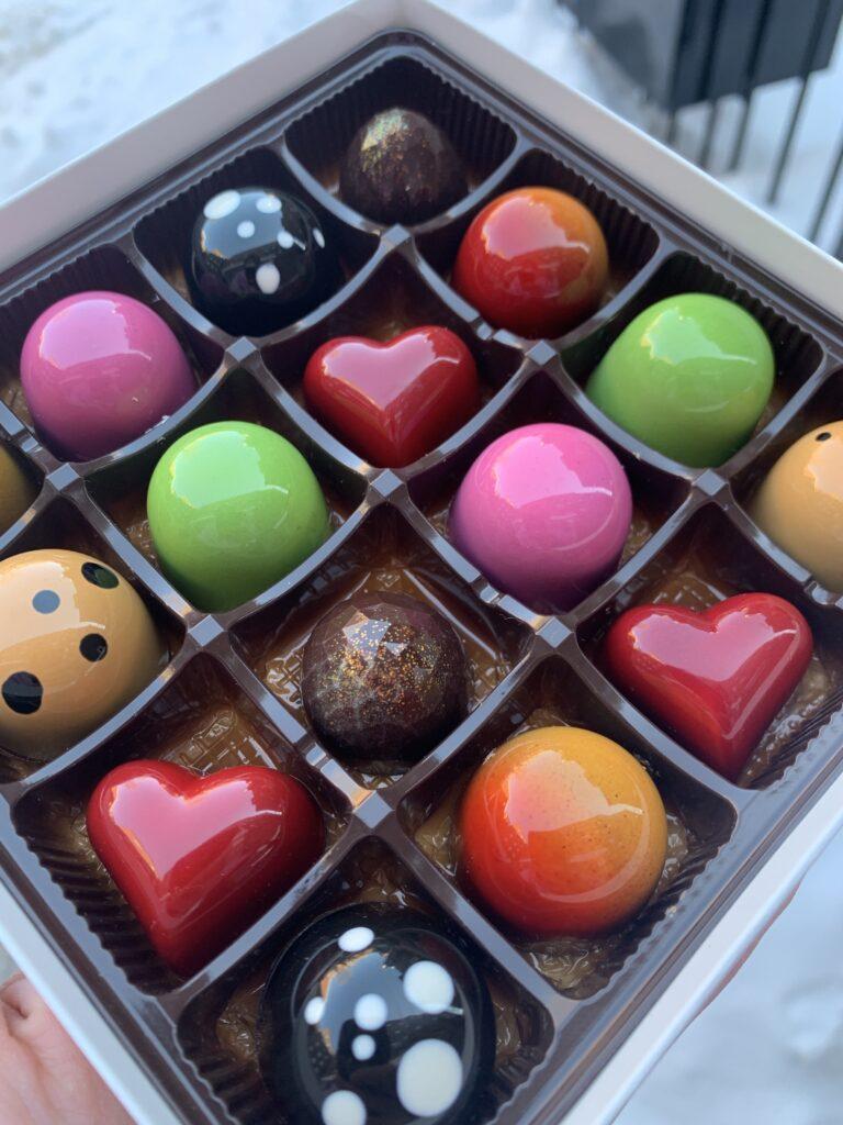 Petrova chocolate