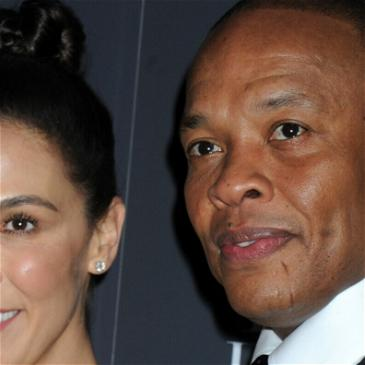 Dr. Dre Gets Served With Divorce Papers At His Grandmother's Funeral