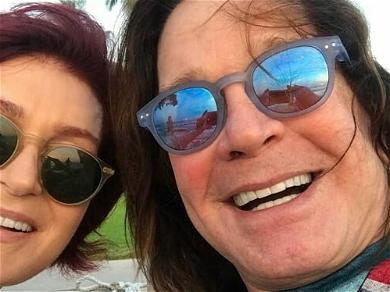 Sharon Osbourne Reveals She Repeatedly 'Beat' Husband Ozzy Osbourne In New Interview