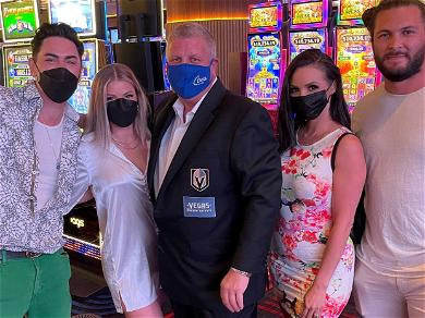 'Vanderpump Rules' Cast Parties In Downtown Vegas For 'Life is Beautiful' Festival