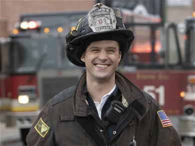 Jesse Spencer Bids 'Chicago Fire,' and Captain Matthew Casey, Goodbye