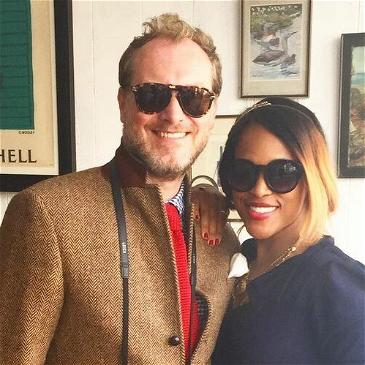 Rapper Eve And Husband Maximillion Cooper Reveal They Are Expecting First Baby Together