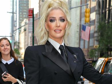 Erika Jayne Admits She Relies On Her 'RHOBH' Paycheck