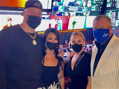 Downtown Las Vegas Hotspots Flood With Hollywood's Biggest Stars!