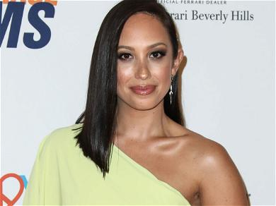 'DWTS' Star Cheryl Burke On Alcoholism: I Needed It To Get Through The Day