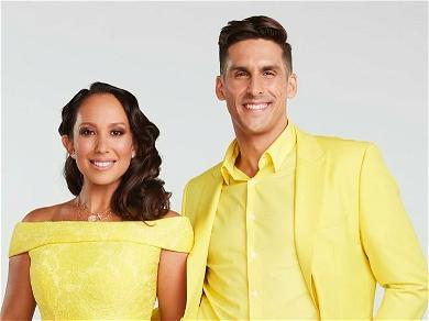 'DWTS' Cheryl Burke and Cody Rigsby Reunite After COVID-19 Diagnosis