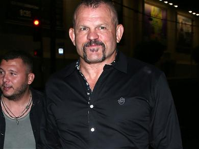 UFC Star Chuck Liddell Breaks His Silence On Arrest, 'I Was The Victim'