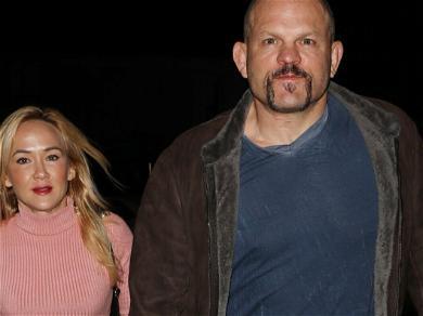 Chuck Liddell Files For Divorce Days After Being Arrested For Domestic Violence