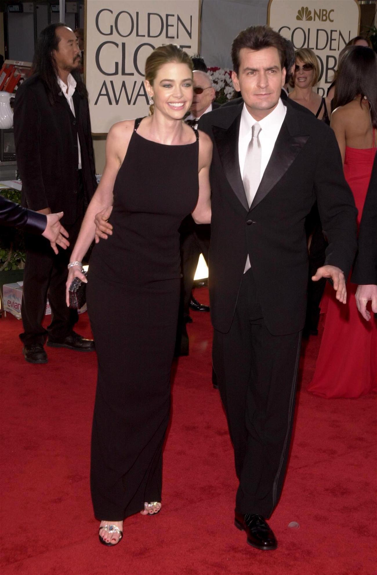 Denise Richards Breaks Her Silence On Charlie Sheen's Child Support Victory