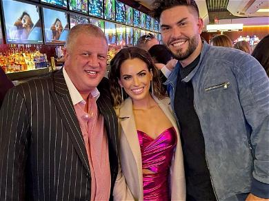 'MLB' Star Eric Hosmer Slides Into Downtown Las Vegas For Amazing Weekend!