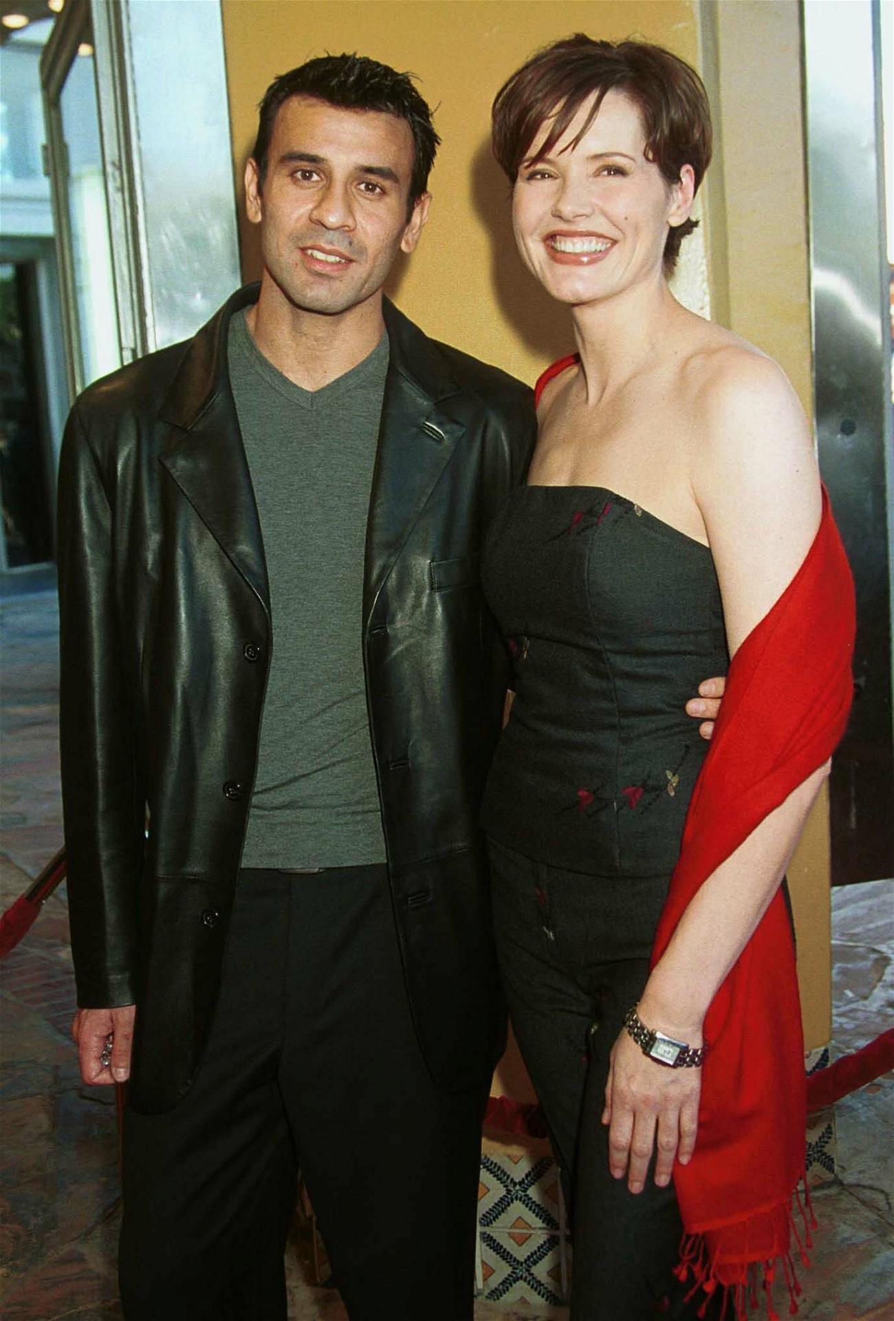 'Beetlejuice' Star Geena Davis Settles Nasty Divorce After Five Year Legal Battle