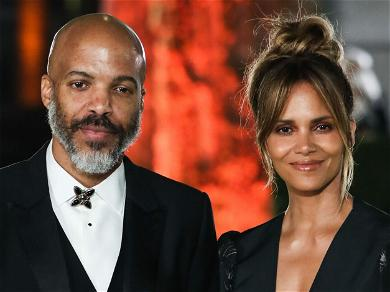Halle Berry Calls BF Van Hunt 'The Right One' As They Twinned On The Red Carpet