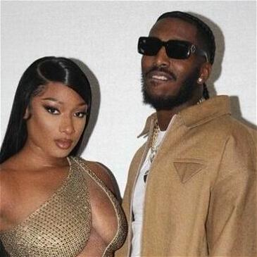 Social Media Falls In Love With Megan Thee Stallion Showing Off BF Pardison Fontaine