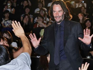 'John Wick' Star Keanu Reeves Gifted Movie Stuntmen $10,000 Rolexes!