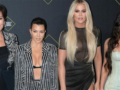 Kris Jenner, Khloe Kardashian Share Intimate Family Photos To Celebrate Kim's Birthday