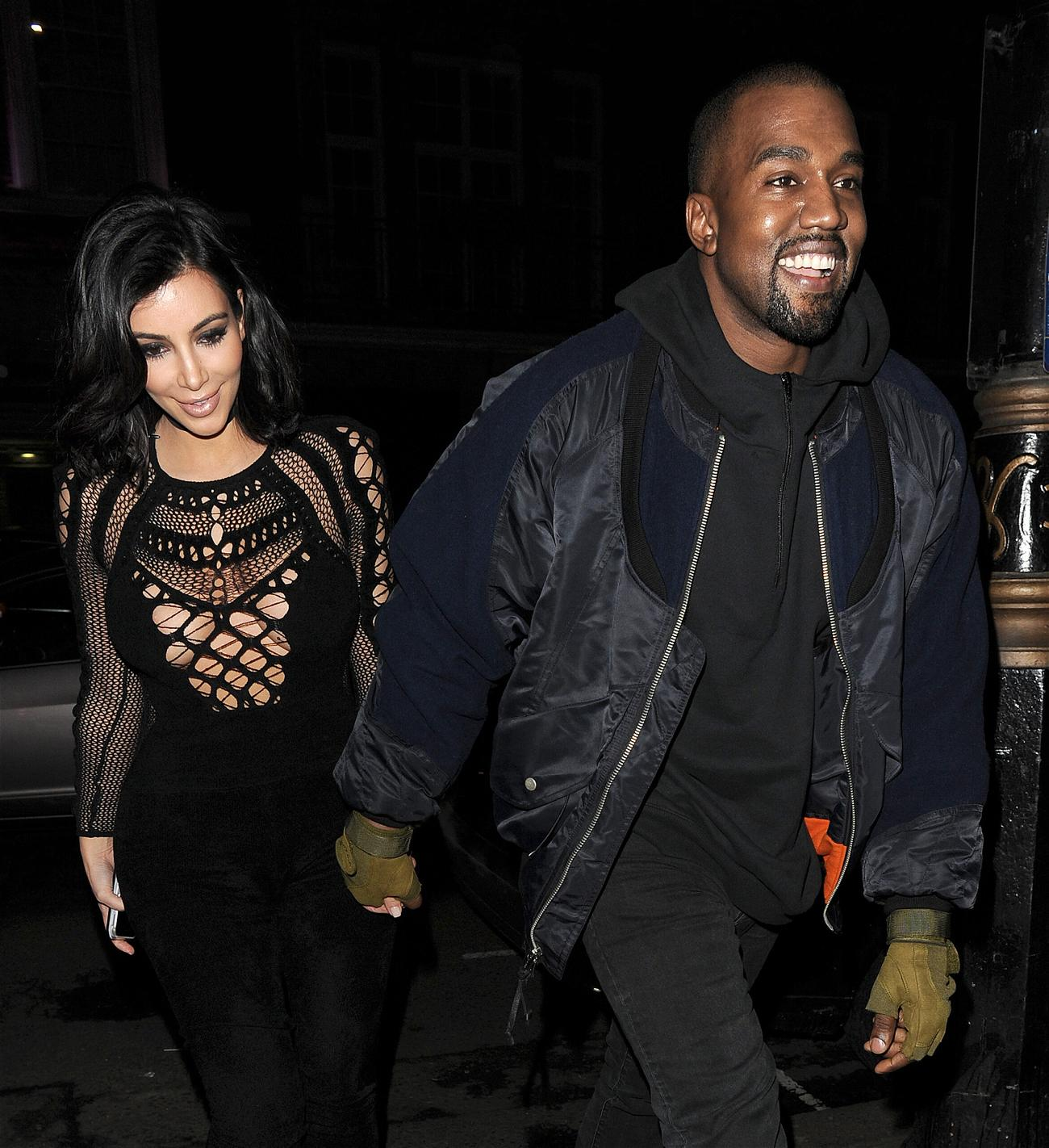 Kim Kardashian & Kanye West Divorce Is Back ON, Buys Him Out Of Family Home
