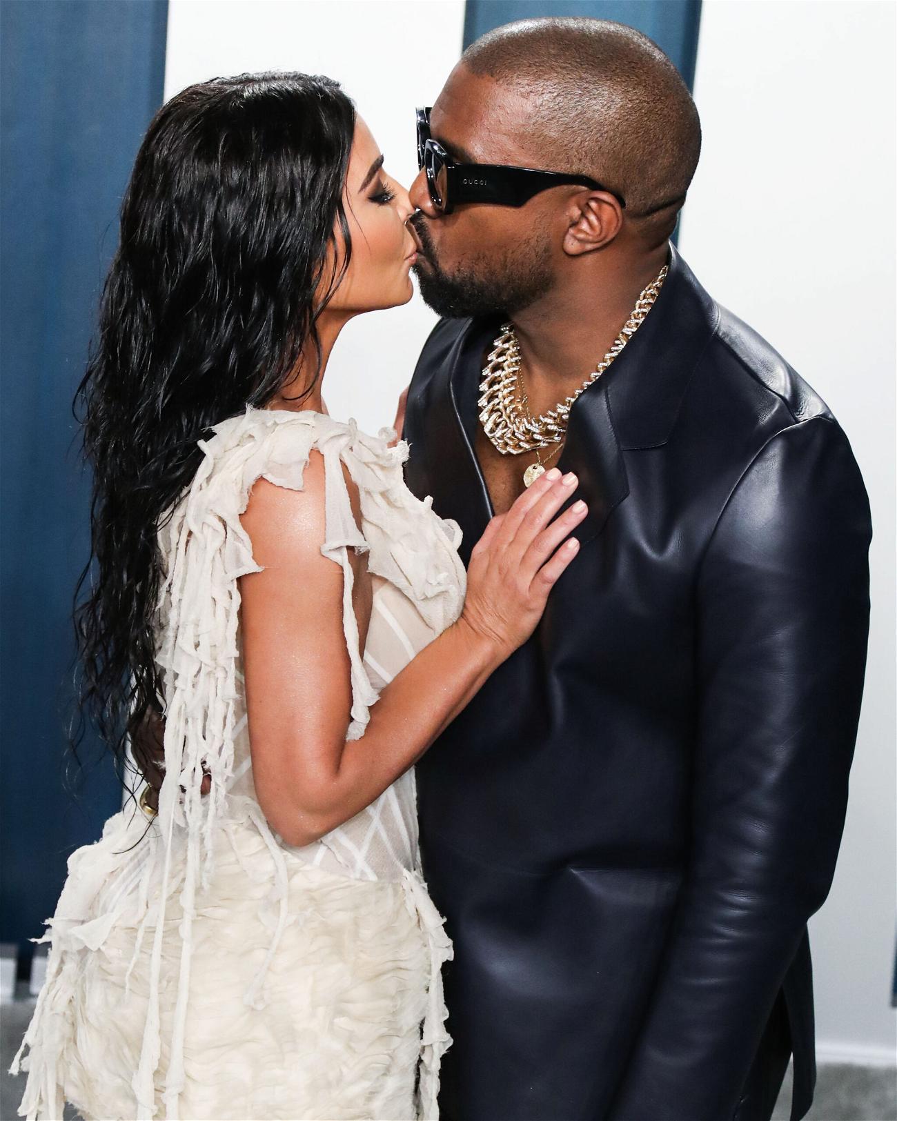 Kanye West & Kim Kardashian NOT Back Together, Despite Recent Rendezvous