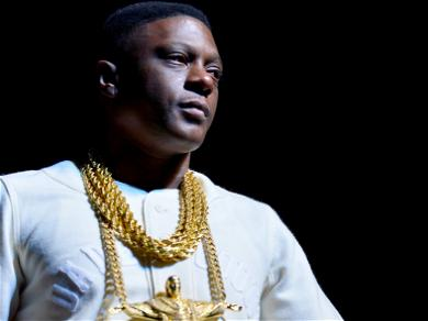 Lil' Boosie Involved In Brawl On Stage, Allegedly Damaged Production Equipment