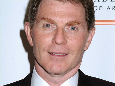 Bobby Flay Once Threatened To Quit Food Network During A Live Taping