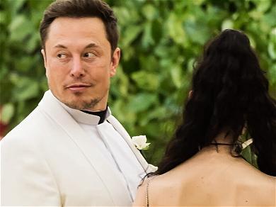 Grimes Is Still Crashing At Elon Musk's Home Despite Breakup