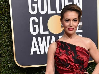 Alyssa Milano Protesting For Voting Rights Leads To ARREST!