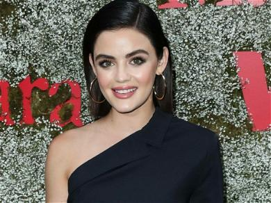 Lucy Hale Sizzles In Lace Lingerie As She Debuts New Collection With Hunkemöller